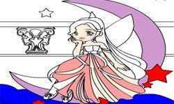 juego Dibujar Hadas Mágicas