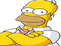 Jugar Pintar A Homero Simpsons