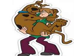 Jugar Pintar a Shaggy y Scooby Doo