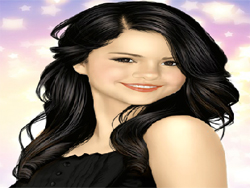 Jugar Pintar A Selena Gomez