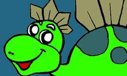 juego Colorear tortuga marina